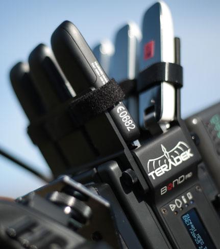 HD Video Transmission using Teradek Bond
